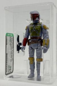 Kenner Star Wars Boba Fett HK AFA 75+ vintage loose NEW CASE STYLE