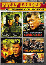 Fully Loaded: Sniper Collection DVD ( 2014, Widescreen).. New