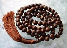 Sacral Chakra mala | Natural Bronzite 108+1 mala beads | Helps when Overwhelmed