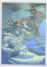 1996 SkyBox Batman Holo Series #39 The Ultimate Combat Non-Sports Card 1h2