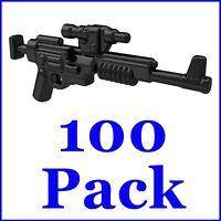 LEGO Star Wars Guns A280C Rebel Trooper Blaster Rifle Clone Storm Weapon 100 Pk