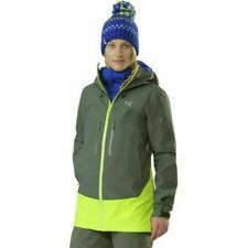 Arc'teryx Sentinel LT Gore-Tex Ski Jacket - Twisted Pine Green - Women's XS