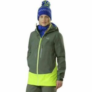 Arc'teryx Sentinel LT Gore-Tex Ski Jacket - Twisted Pine Green - Women's XS