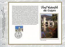 FEUILLET CEF / DOCUMENT PHILATELIQUE / LA ROCHELLE / CHARENTE MARITIME 2008