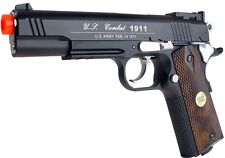 WG 1911 Xtreme 45 Non-BlowBack CO2 Airsoft Gun - Enhanced Pistol