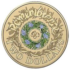 2017 Royal Australian Mint Remembrance Day $2 Coin - Uncirculated