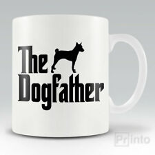 Funny coffee mug cup - THE DOGFATHER - gift for dog or pet owner