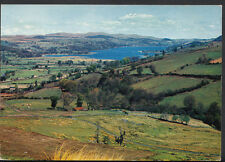 Wales Postcard - Bala Lake, Merioneth   B2597