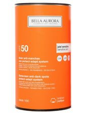 BELLA AURORA FLUIDO SOLAR ANTI-MANCHAS SPF50+ 50ml piel sensi405310 MONOVARSALUD
