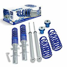JOM Blueline Coilovers Suspension Kit Volkswagen Golf Mk4 2WD