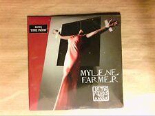 CD 2 TITRES / MYLENE FARMER / JE TE RENDS TON AMOUR / NEUF SOUS CELLO