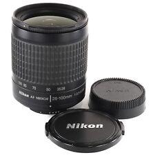 Nikon Nikkor 28-100mm G for D300 D1 D2 D3 D700 D50 D70 D750 D200 D80 D90 D810