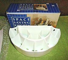 Space Saving Kitchen Utensil Organizer- Wall Mount / Self Standing- NEW NIB