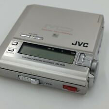 Jvc Xm-R70 Portable Minidisc Mdlp Player-Recorder