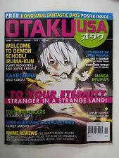 More details for otaku usa magazine - december 2021 - new