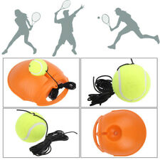Tennis Training Tool Exercise Tennis Ball Self-study Rebound Trainer Baseboard