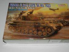 1/35 Dragon Panzer IV Ausf.J Late sealed