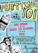 Partying 101 (Bio Dome  P.C.U.  Back t DVD