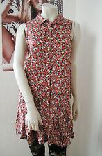 Geblümte klassische Damenblusen, - tops & -shirts im Tunika-Stil aus Viskose