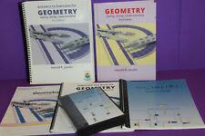 Jacobs Geometry Student & Teacher Bundle & Ask Dr Callahan DVD Set