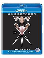 WWE - Undertaker - The Streak (Blu-ray, 2012, 3-Disc Set) New  Region B