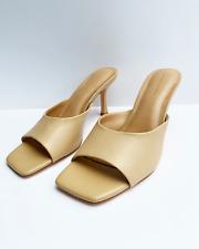 FREYA ESTEPHAN High Heels Sandalen Absatz Bottega Veneta 36 37 38 39 40 41 beige