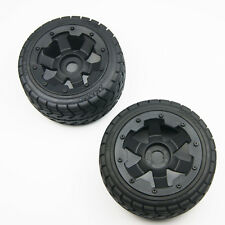 Rear on Road Wheel Tire Wheel fit HPI Baja Buggy 5B SS Rovan King Motor us