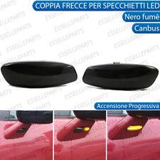 COPPIA FRECCE LATERALI FUME' PROGRESSIVE A LED CITROEN C4 PICASSO MK1 NERE