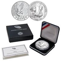 US P Mint 2011 September 11 National Silver Medal 9-11 10th Anniversary