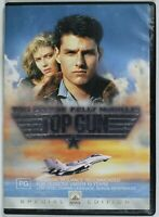 Top Gun Special Edition (2 DVD Set ) Tom Cruise - Region 4 - Preowned - (D749)