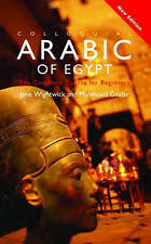 Colloquial Arabic of Egypt (Colloquial Series)-ExLibrary