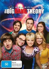 The Big Bang Theory COMPLETE Collection Season 1 - 8 : NEW DVD