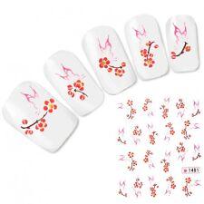 Tattoo Nail Art Japan Kirschblüten Aufkleber Nagel Sticker Neu!