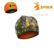 Spika Hunting shooting Alpine reversable RT-xtra Camo/Blaze fleece beanie H-303