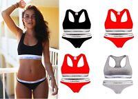 Calvin Klein Woman Underwear CK Ladies Bra & Thong set