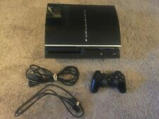 Sony PlayStation 3 PS3 60GB Backwards Compatible (CECH-A01)