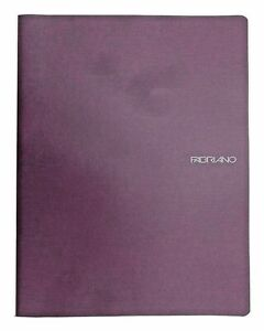 Fabriano A4 Viola Stapled Ruled Lined 85gsm Paper Notebooks Purple - Brand New