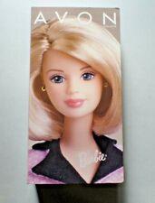 AVON Representative Barbie 1998 NEW in Box Wedding Ring Right Hand Error Blonde