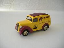 """miniature 1/44 MORRIS Z VAN """"WEETABIX"""" de marque CORGI  """"CAMION D'ANTAN"""""""