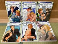 Yaoi manga Haru wo daite ita ALIVE 1- 6 comic set Japanese Embracing Love