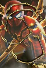 Hot Toys MMS482 Avengers Infinity War Spider-Man 1/6 Iron Spider Leg
