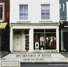 Mumford and Sons Sigh No More ALBUM *NEW* Music CD Gift Idea OFFICIAL UK