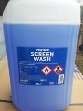 25LTR 25 LITRE CONCENTRATED ALL SEASONS SCREENWASH BY POLYTECH 25 Litre 25L