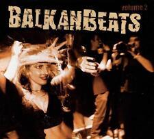 BALKANBEATS 2 = Mitsoura/Kal/Romashka/Kiril/Azis...= ELECTRO GYPSY BRASS WORLD