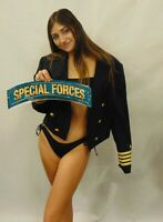 """Special Forces Group Tab All Metal Sign 17 x 7""""  See Video"""