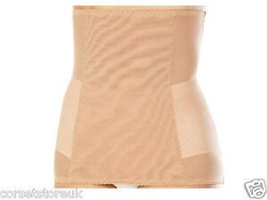 Body Shaper Tummy Trimmer Waist Cincher Control Girdle Corset Slimming Belt New