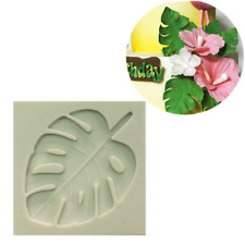 Turtle Leaves Silicone Fondant Mold Cake Decor Chocolate Sugarcraft Baking Tools