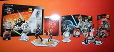 Coffret Disney Infinity 3.0 Star Wars - Edition Spéciale Limitée FR - PS3  NEUF
