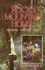 ROCKY MOUNTAIN HOUSE 1985 STenson National Park Alberta