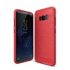 Shockproof Rubber Rugged Matte Case Cover For Samsung Galaxy J3 J5 J7 Pro 2017